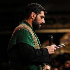 سید مجید بنی فاطمه ایام فاطمیه ۹۶